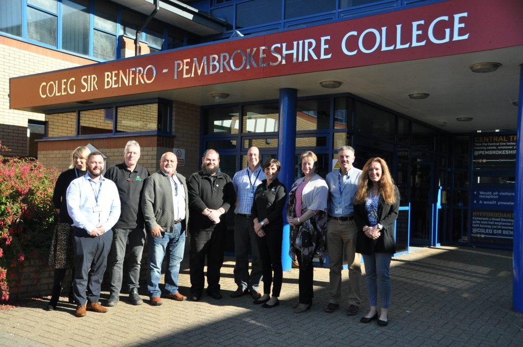 The College Pembrokeshire College