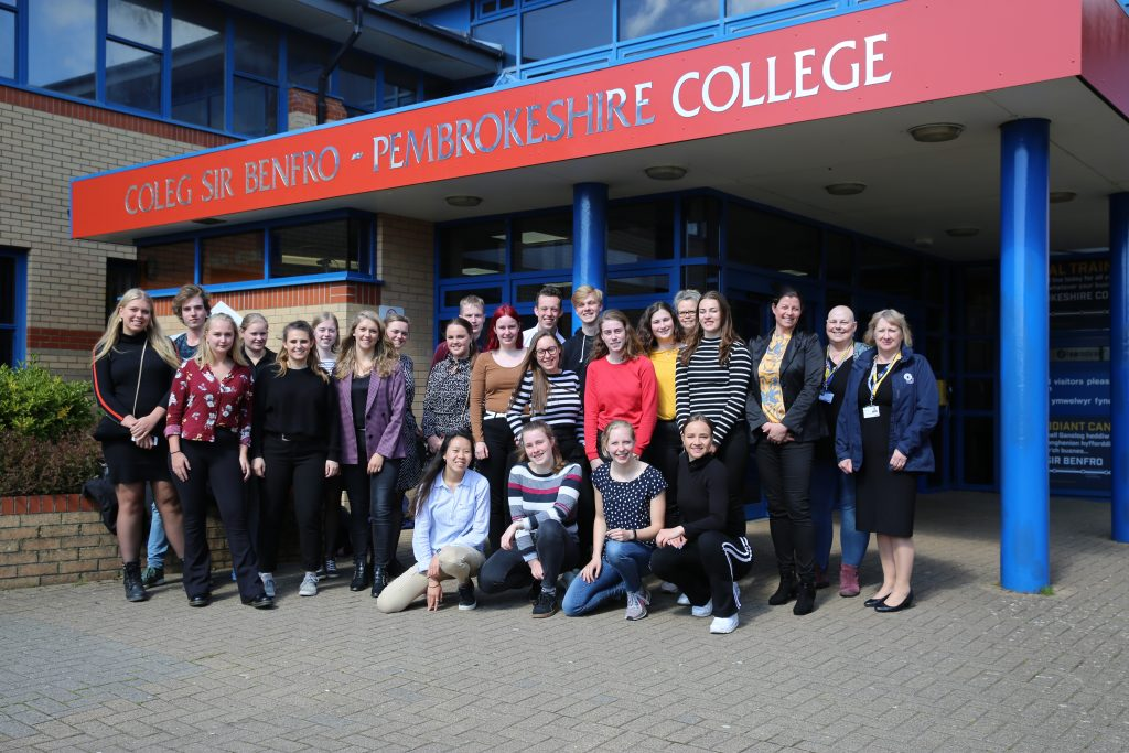 Think More | Learn More | Be More - Pembrokeshire College